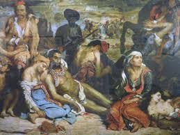 1828, barbarie des Turcs  contre la civilisation : Victor Hugo avait déjà tout dit …