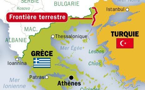 Arno Klarsfeld : construire un mur entre la Grèce et la Turquie n'a rien de fasciste