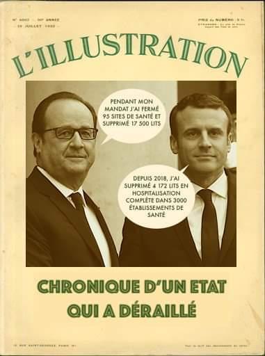 La France est dirigée par des nuls et des pourris !