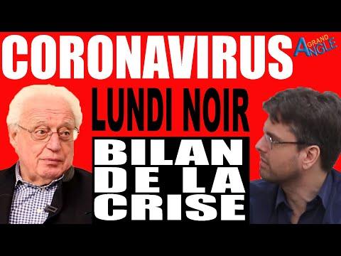 LUNDI NOIR. Charles Gave, bilan de crise du Coronavirus : le pépin sera plus sévère en Europe