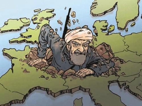 La salope de Der Leyen se couche devant Erdogan : elle lui file nos millions et des visas pour ses Turcs !