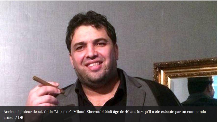 Zut alors ! A cause du coronavirus, l'assassinat du «parrain» Miloud Kerrouhbi ne sera pas jugé !