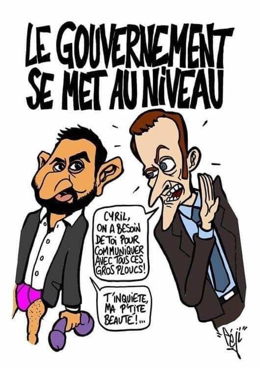 Pierre Cassen : Macron est trop intelligent pour les ploucs ! (video)