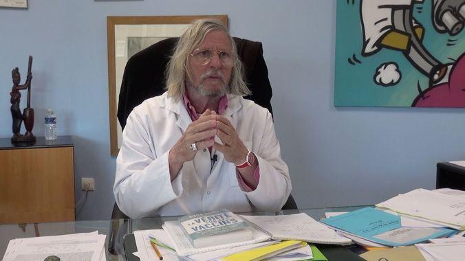 Raoult : entre 40 et 70% de la population était déjà immunisée avant que l'épidémie ne commence !