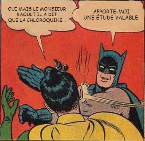 Coup de gueule de Raoult qui dénonce des tests truqués avec la chloroquine !