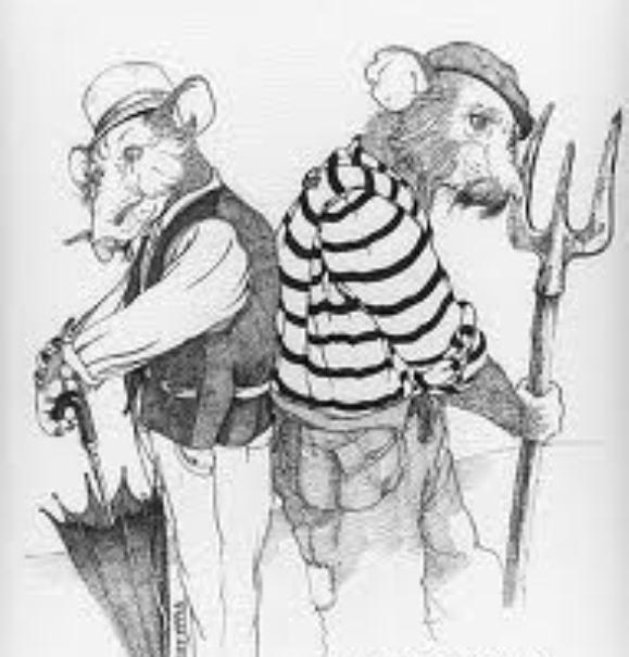 Les rats des villes ont dit non à LREM mais oui aux gauchos et écolos dingos, qu'ils crèvent !