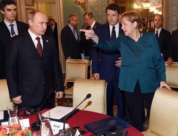 C'est à Dresde que Poutine a appris à commander…