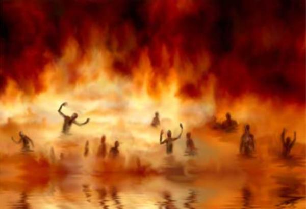 Macron et ses ministres ? Qu'ils rôtissent en enfer!