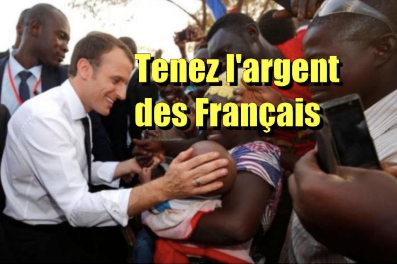 8 milliards d'€ d'aide de la France à l'Afrique en 2018 : « contenter le Zambèze tout en rationnant la Corrèze »