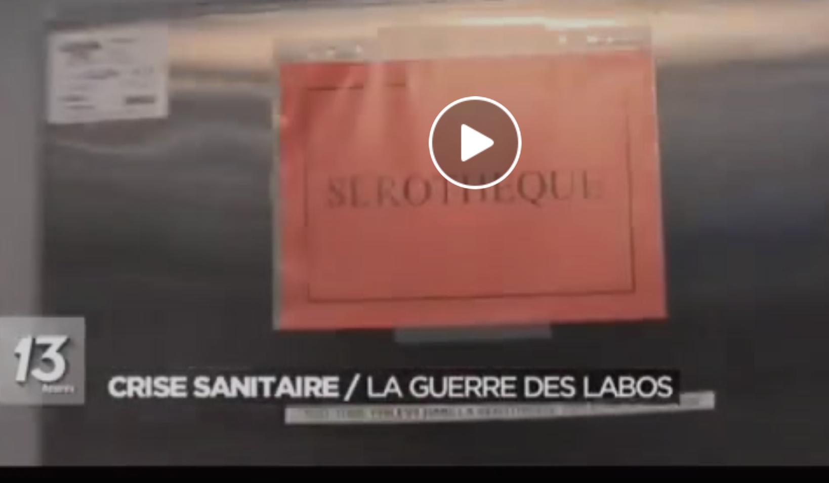 Scandale : pour réserver le marché des tests à l'industrie pharmaceutique, Macron nous les interdit !
