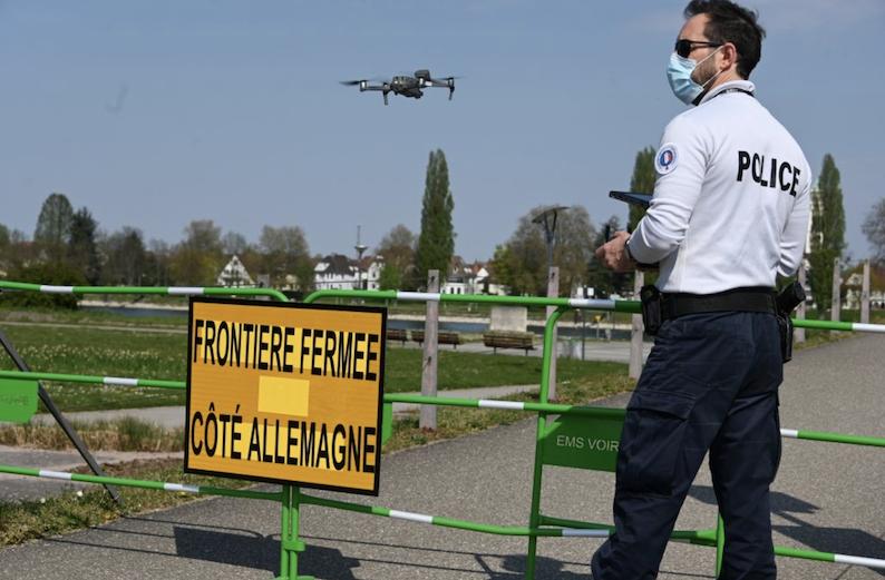 Vu depuis les Etats-Unis : coronavirus, un désastre français, Macron responsable et coupable