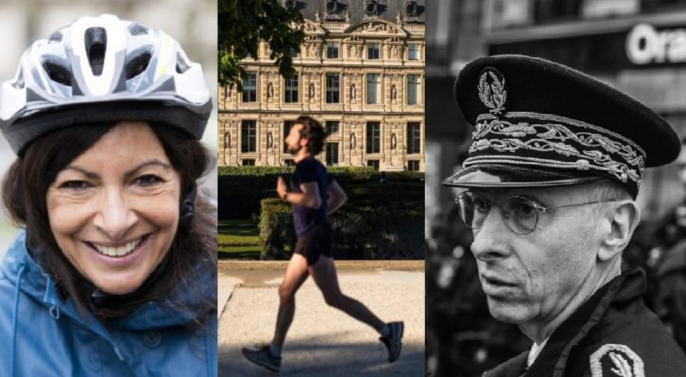 Pour Hidalgo et Lallement, le sport de jour à Paris, c'est «verboten» !