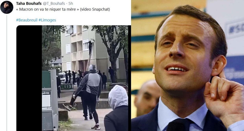 Quartier confiné de Beaubreuil, à Limoges : «wallah Macron, on va te niquer ta mère !»
