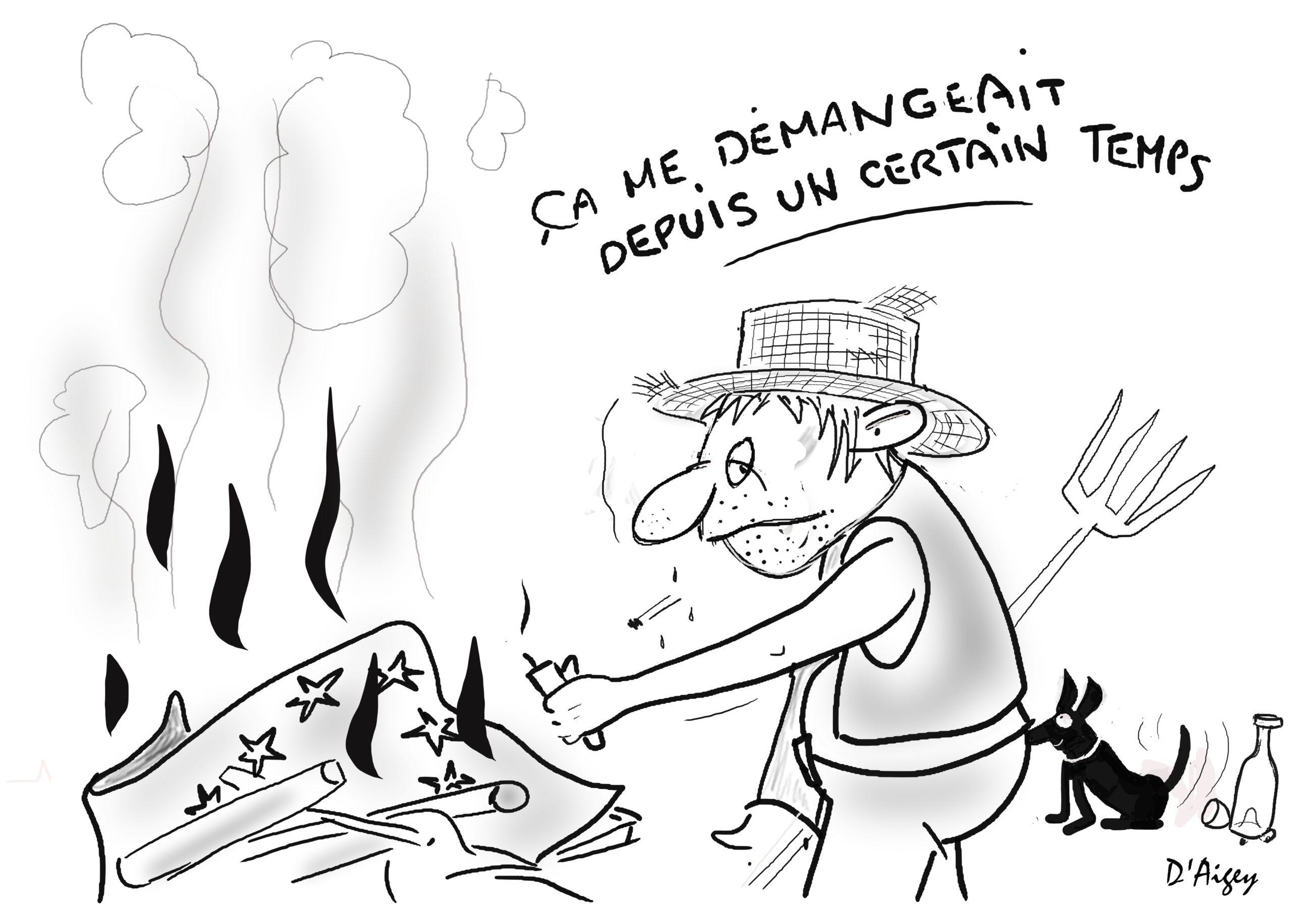 Confinement des vieux : Elisabeth Lévy «de quoi De Leyen et la commission européenne se mêlent-elles «?