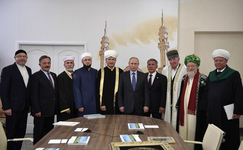 3 millions de musulmans à Moscou : pas d'attaques au couteau…