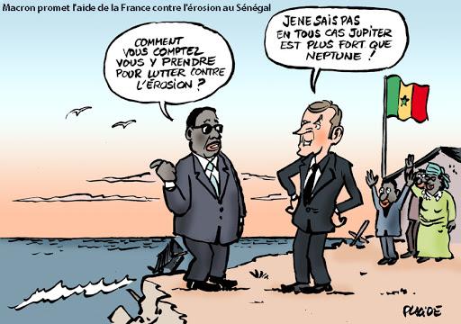 Pierre Cassen :Macron, du fric pour l'Afrique, je m'en fous des Français !    (video)