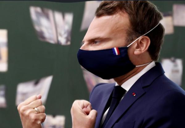 Kaka nerveux… Macron n'a plus la majorité absolue à l'Assemblée