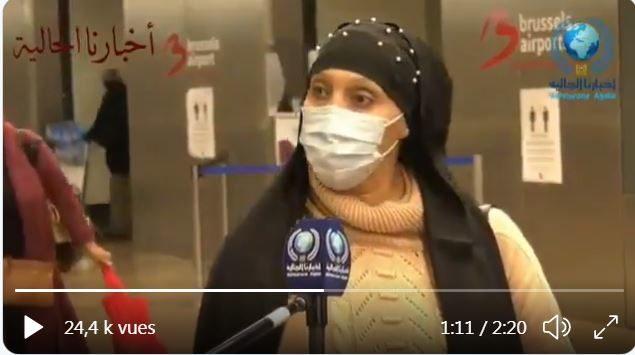 Enfin de retour du Maroc, les moukères  racontent leurs malheurs