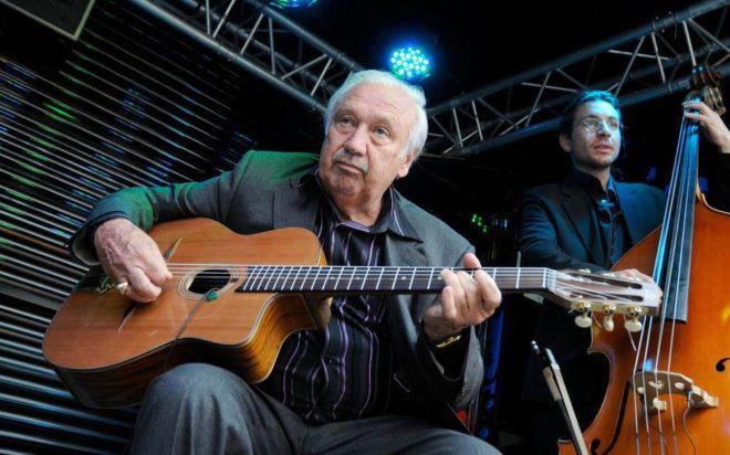 Le jazz manouche, inventé par Django Reinhardt, porté par Marcel Campion