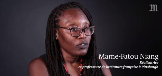 La  franco-sénégalaise exige une Marianne noire et la suppression d'une œuvre parisienne qui lui déplaît