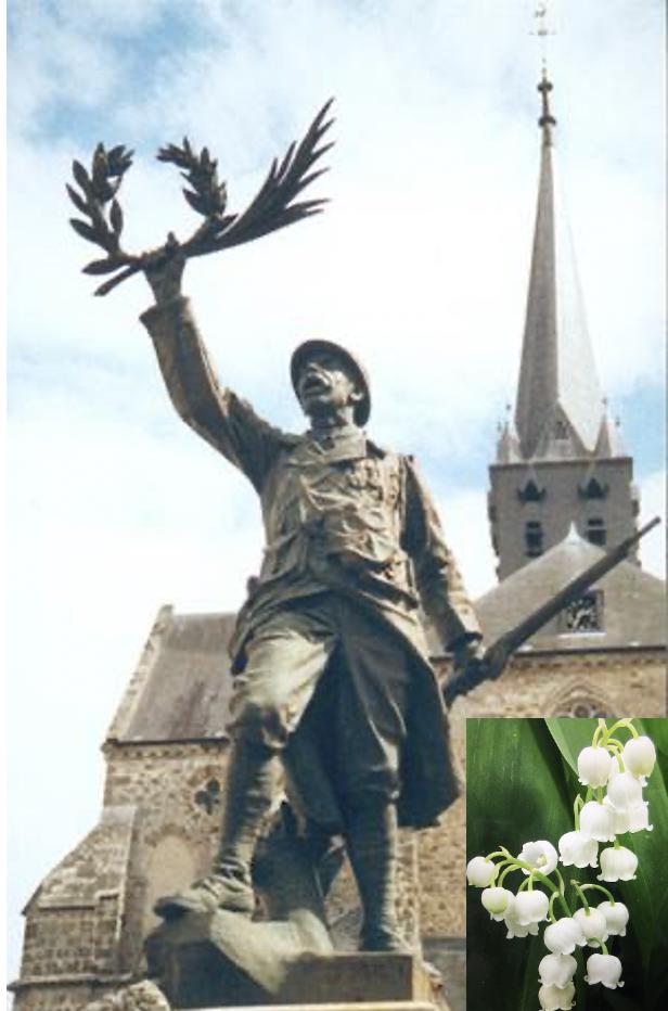 Demain, dès l'aube, j'irai déposer un  bouquet de houx vert sur le monument aux morts de mon village