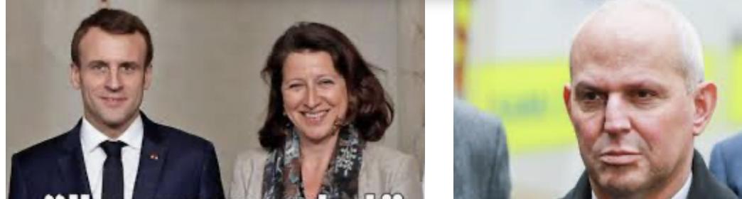 Masques brûlés : Buzyn, Salomon et les « experts » de Macron responsables, coupables et complices