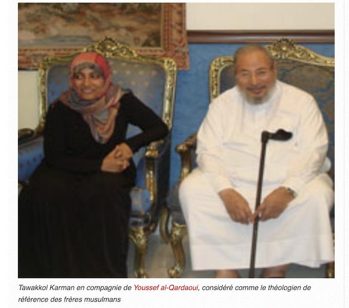La voilée Tawakkol Karman, frère musulman, membre du conseil de surveillance de facebook, ça vous étonne ?