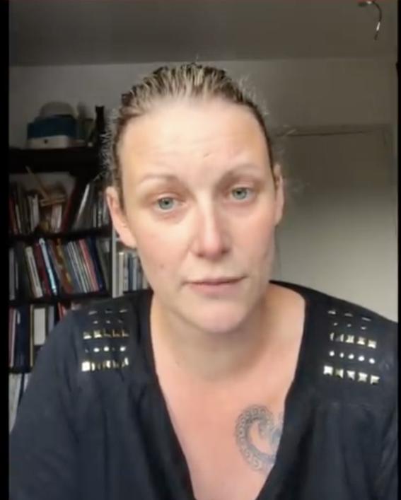 Remarquable : une infirmière libérale, en 3 minutes,  dit ses 4 vérités à Macron