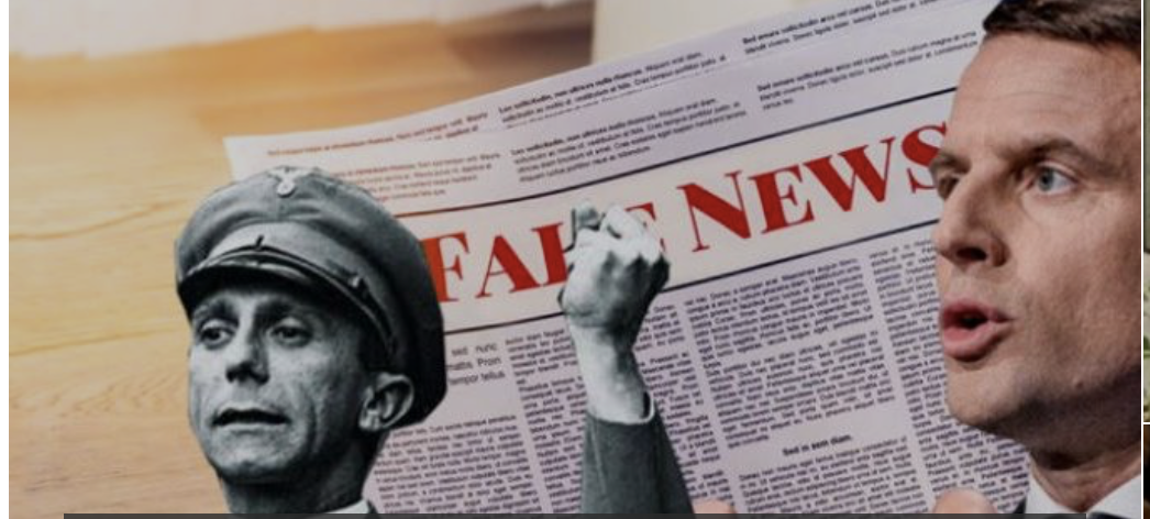 Pierre Cassen : Macron, 30.000 morts, fait du Goebbels, et engueule Orban, 400 morts