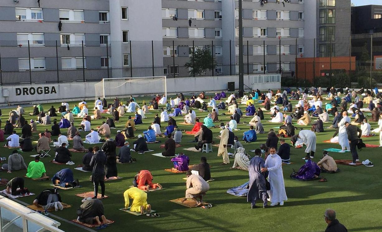 Orgasme du Parisien : l'Aïd-el-Fitr a pu être célébré au stade de Levallois-Perret !
