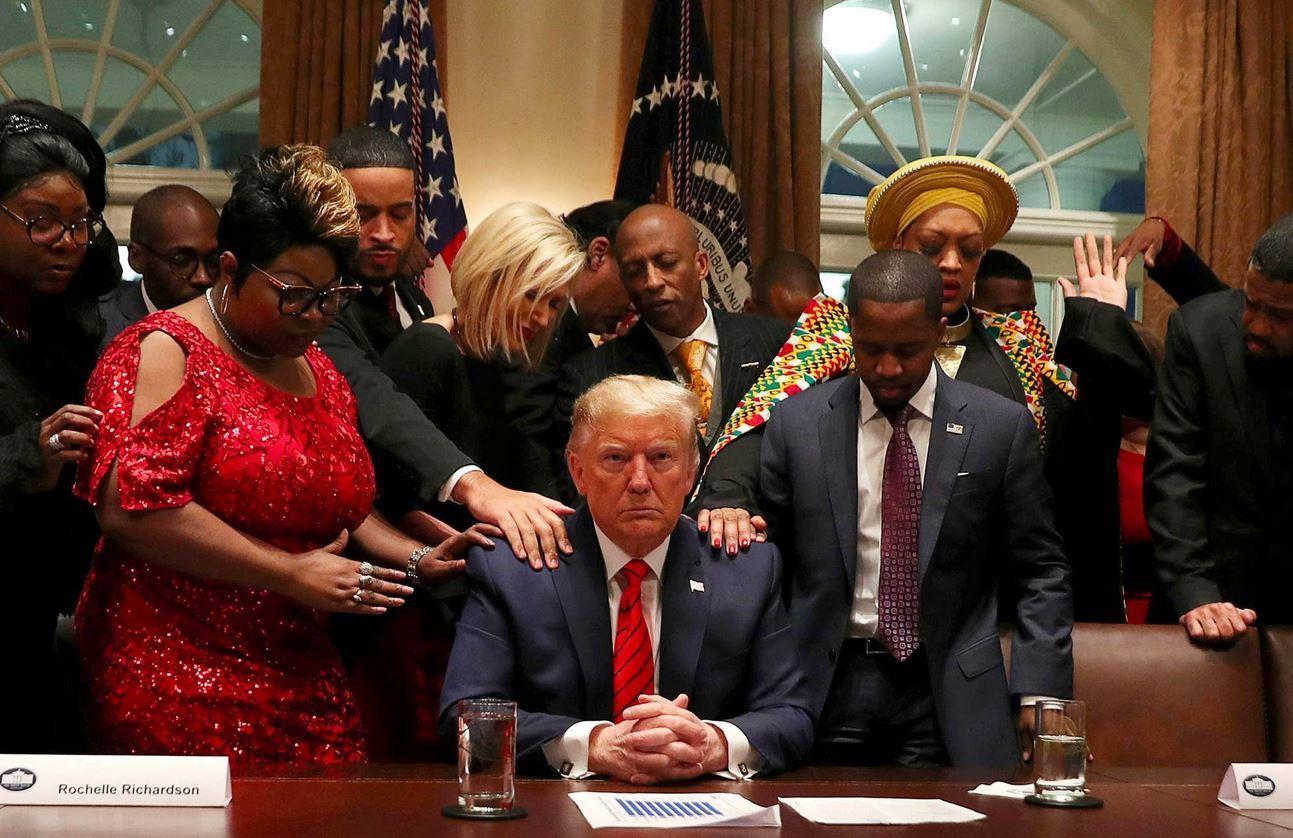 Joe Biden, candidat démocrate : on n'est pas Noir si l'on vote Trump