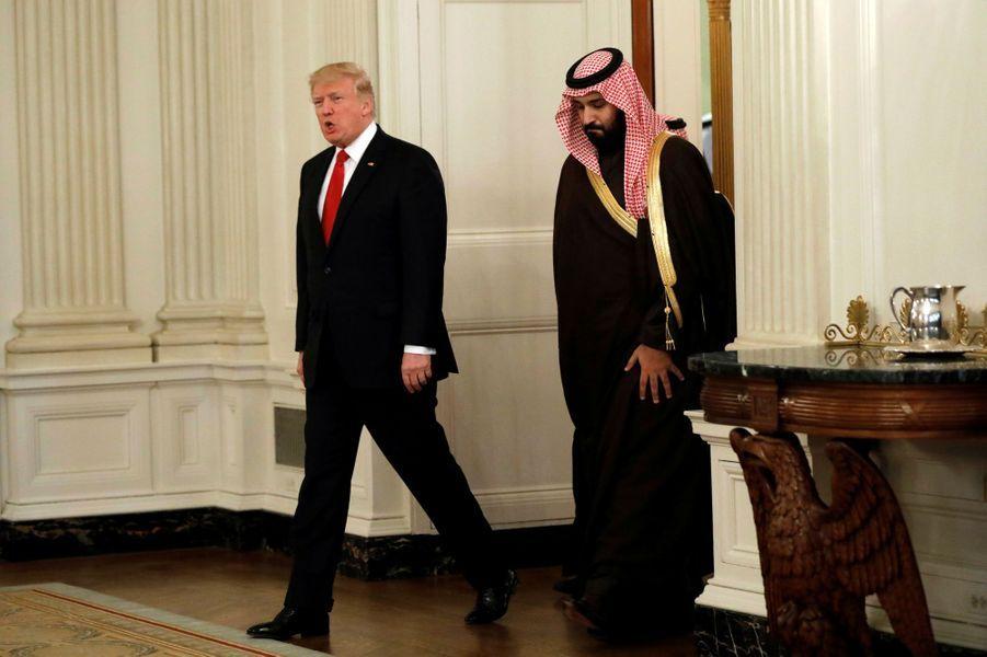 L'Arabie saoudite plonge les USA dans la crise ? Trump lui retire sa protection contre l'Iran…