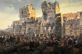 29 mai 1453 : quand Brahim Z. , musulman installé en France, fait l'apologie de la prise de Constantinople