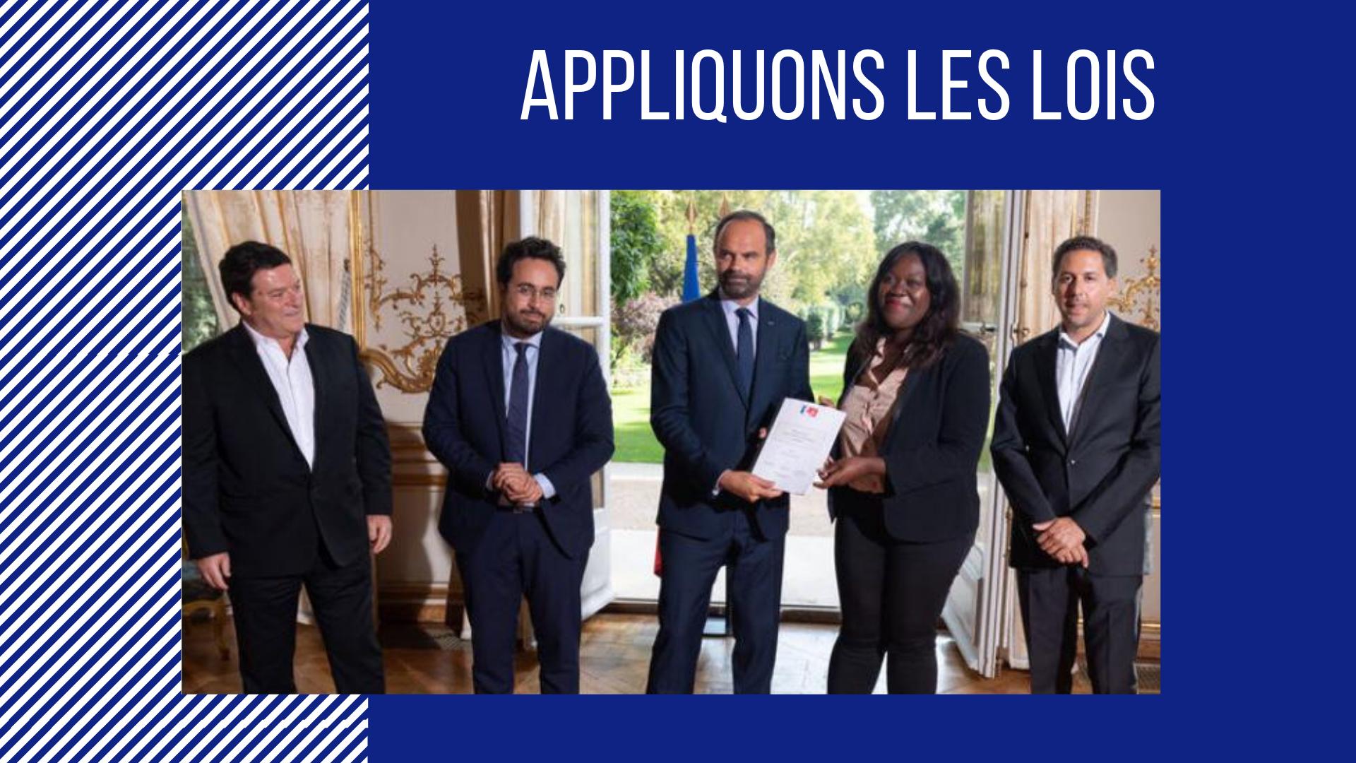 Ce sont le CRIF et les Frères musulmans du CCIF qui ont concocté  la loi Avia sur demande de Macron