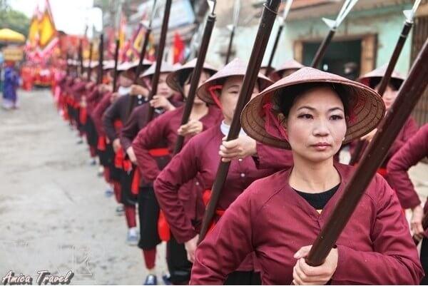 Il y a 2000 ans, les soeurs Trung, avec une armée de femmes, ont tenu en respect les envahisseurs chinois
