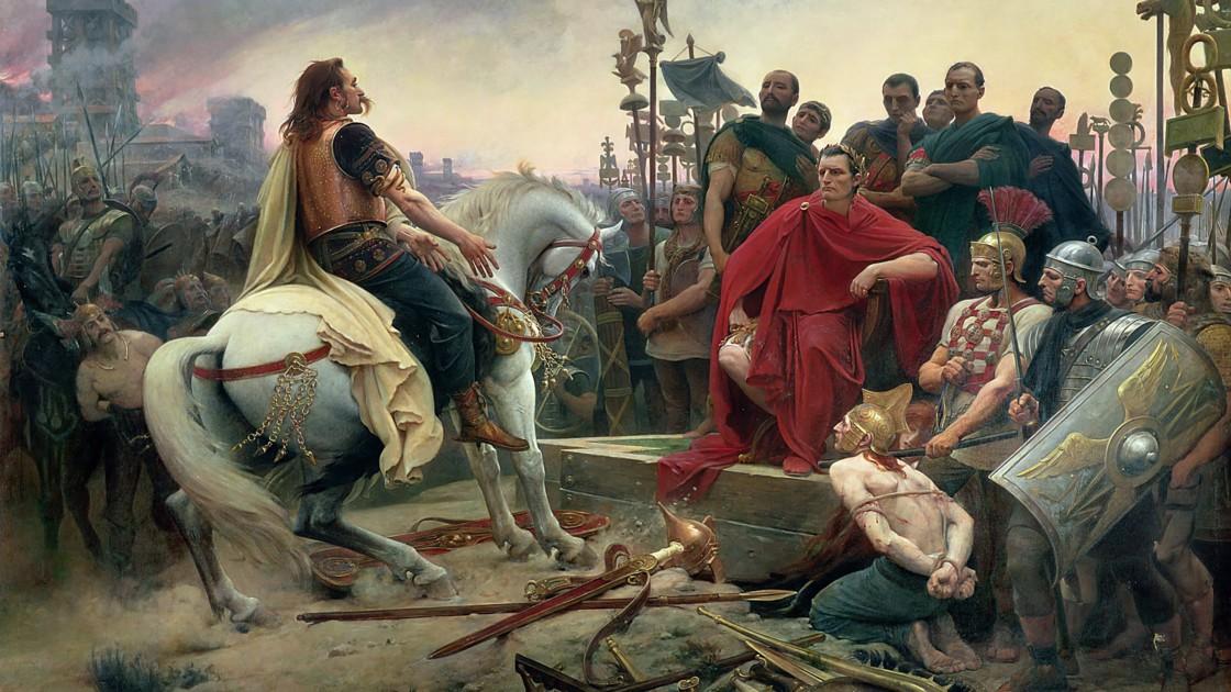 Retrouvons nos racines gréco-romaines pour nous défendre et exiger la remigration