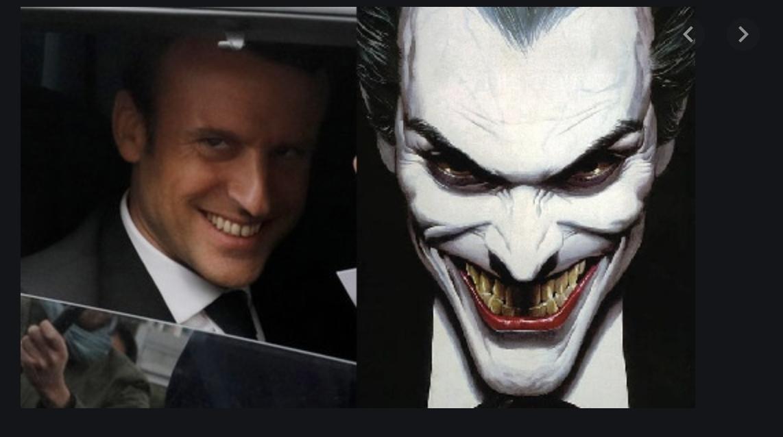 Macron est bien un psychopathe, foi de psychothérapeute !