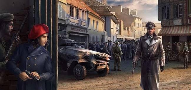 Le maquisard russe Alekseï Beketov au service de la France