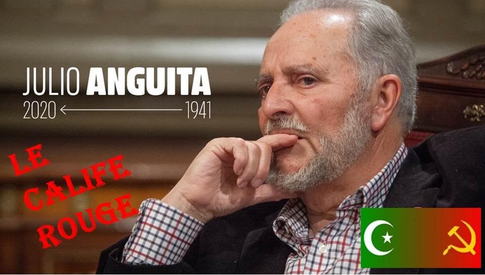 Les musulmans pleurent leur «calife rouge», ce maire coco de Cordoue qui avait transformé une église en mosquée