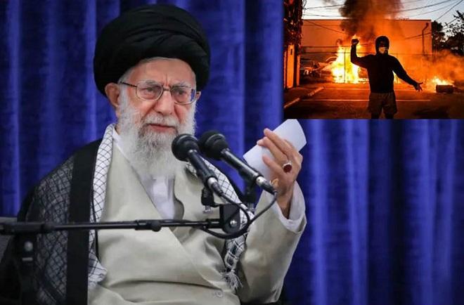 Emeutes aux USA : l'Iran soutient les émeutiers pour encourager la  destruction de l'Amérique