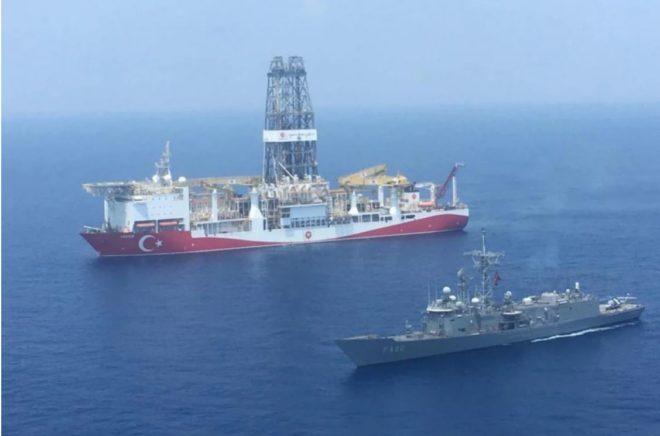 Turquie et Grèce (aidée par Israël) au bord de la guerre sur fond de pillage des gisements d'hydrocarbures grecs