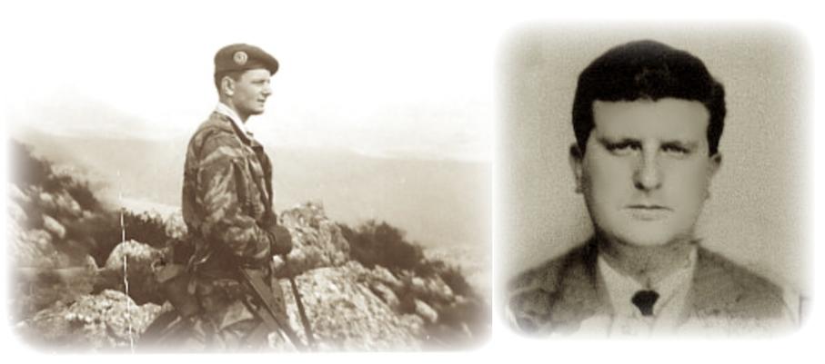 7 juin 1962 : Dovecar et Piegts tombent sous le feu du peloton, en criant: «Vive l'Algérie Française»; «Vive la Légion»