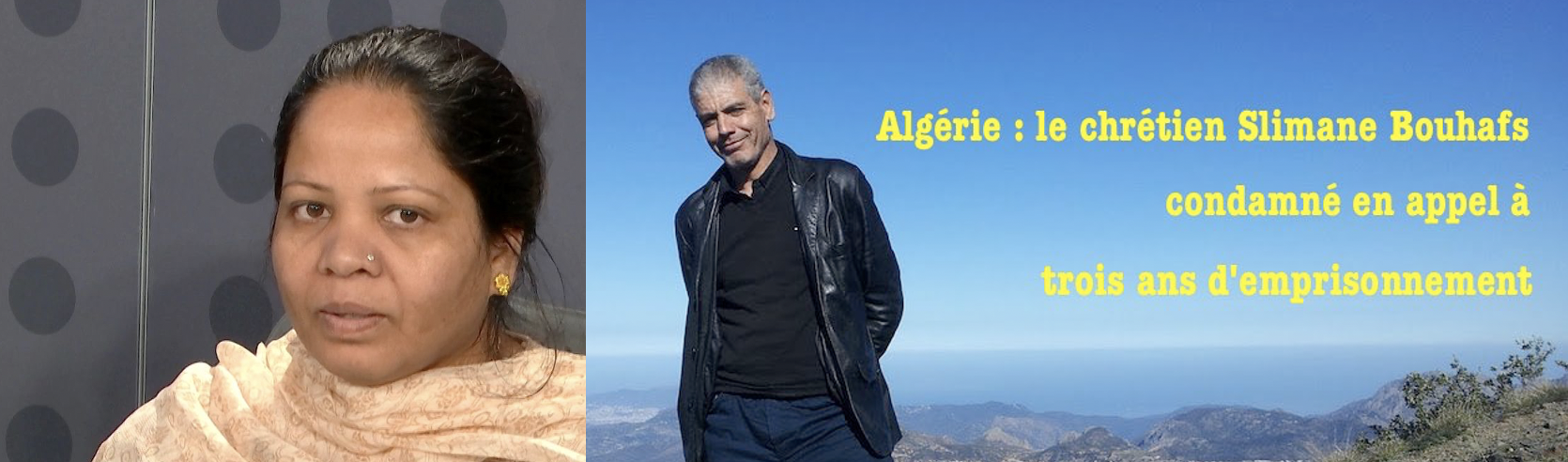Je pleure pour Asia Bibi, Slimane Bouhafs et mes frères kabyles, pas pour les voyous Traoré et Floyd
