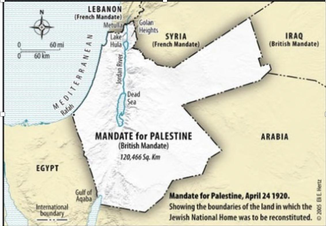 """La vérité sur le conflit Israélo-""""Palestinien"""" (4) :  Colonies? Vous avez dit colonies???"""