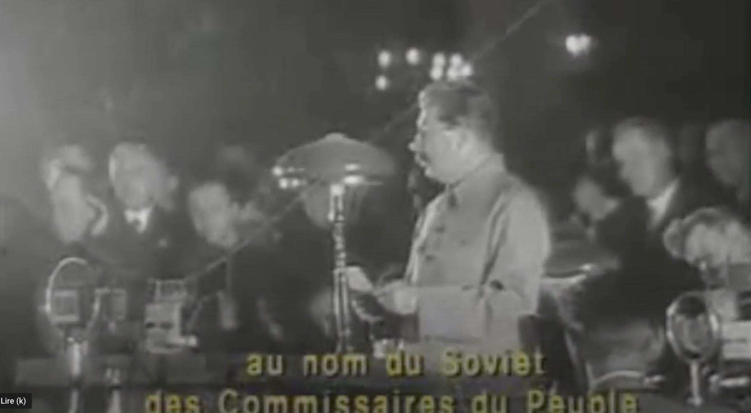 Petit guide de décryptage de l'allocution présidentielle, copie conforme de la rhétorique communiste de la grande époque