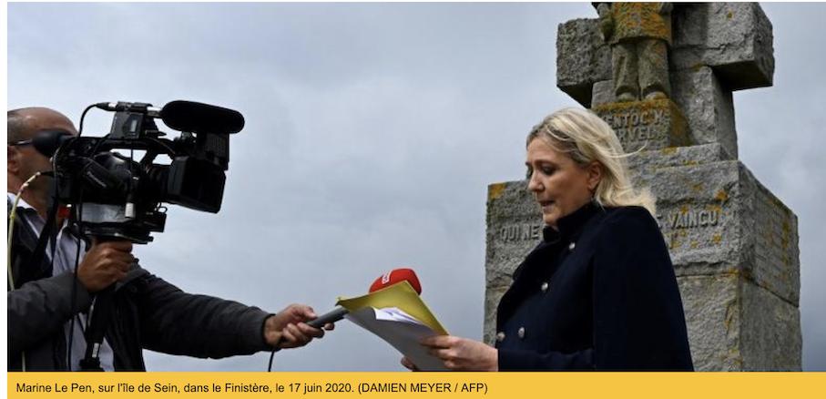 Pierre Cassen : Dijon, Ile de Sein, les collabos veulent empêcher Marine de s'exprimer