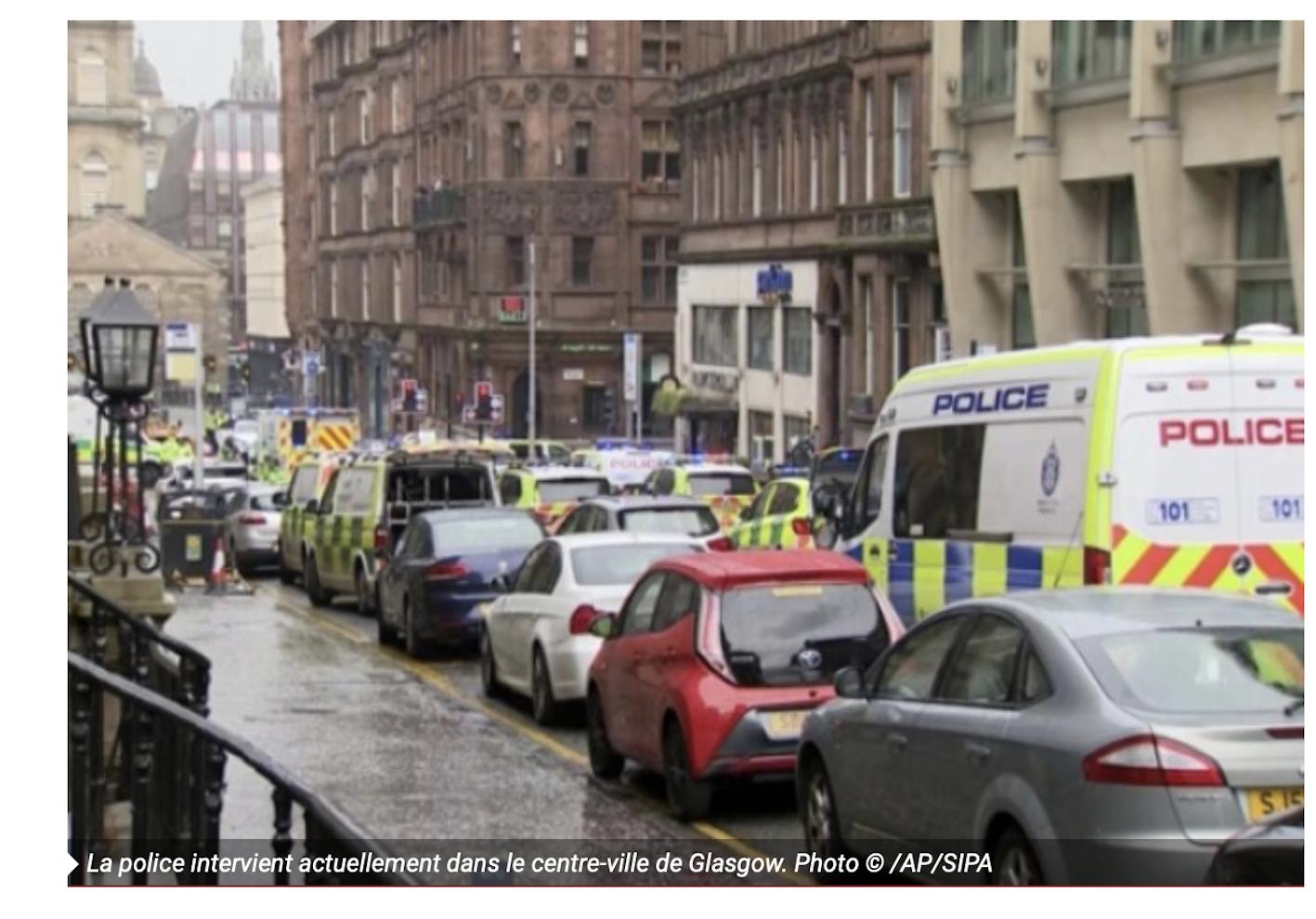 Glasgow : Boris Johnson va interdire la libération anticipée des terroristes… Nous, on a, hélas, Belloubet