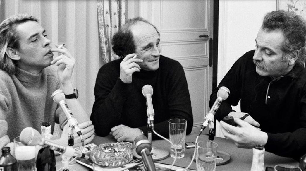 Brel, Brassens, Ferré : le trio inoubliable