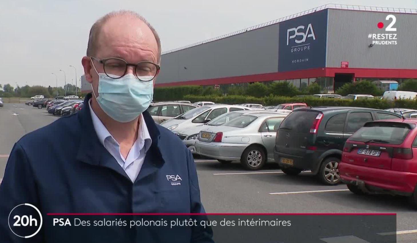Peugeot : la Cgt, le PC et le gouvernement disent non aux Polonais mais oui aux Togolais