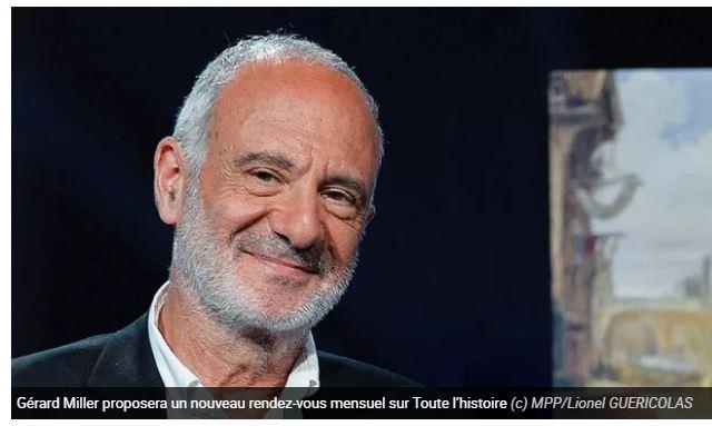 Le soumis Gérard Miller réclame une rue Adama Traoré !